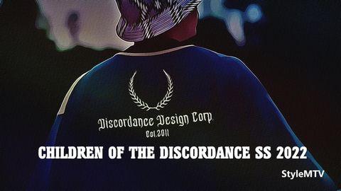 Children Of The Discordance SS 2022 Art