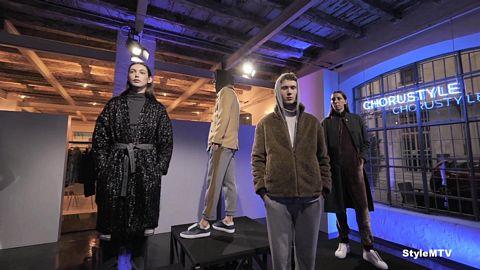 Chorustyle FW 2020.21 Eco cashmere Milan, Italy
