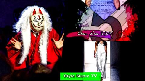 Dan Liu SS19 Fashion Art