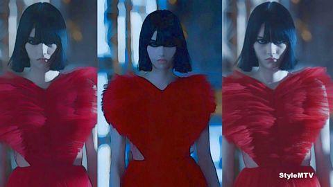 Disturbing Beauty Dior AW 2021 2022 Art