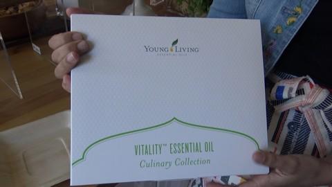 Young Living Essential Oils Demo