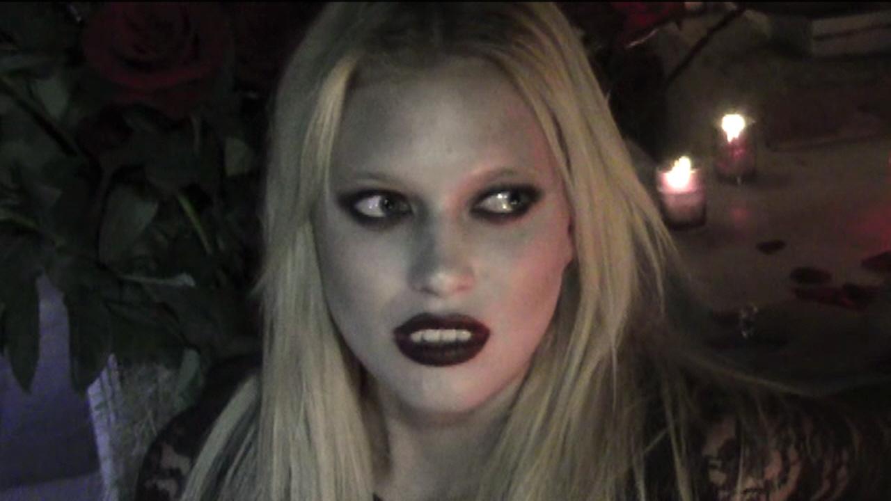 Inspired by True Blood - HSN Forsaken beauty collection