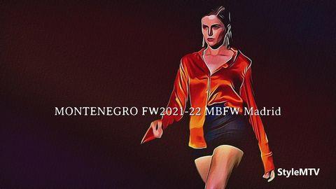 MONTENEGRO FW 2021 ART MBFW Madrid