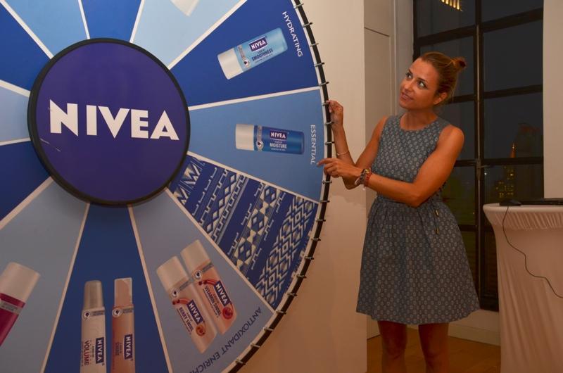 Exclusive Preview - Nivea Lip Care & Charlotte Ronson