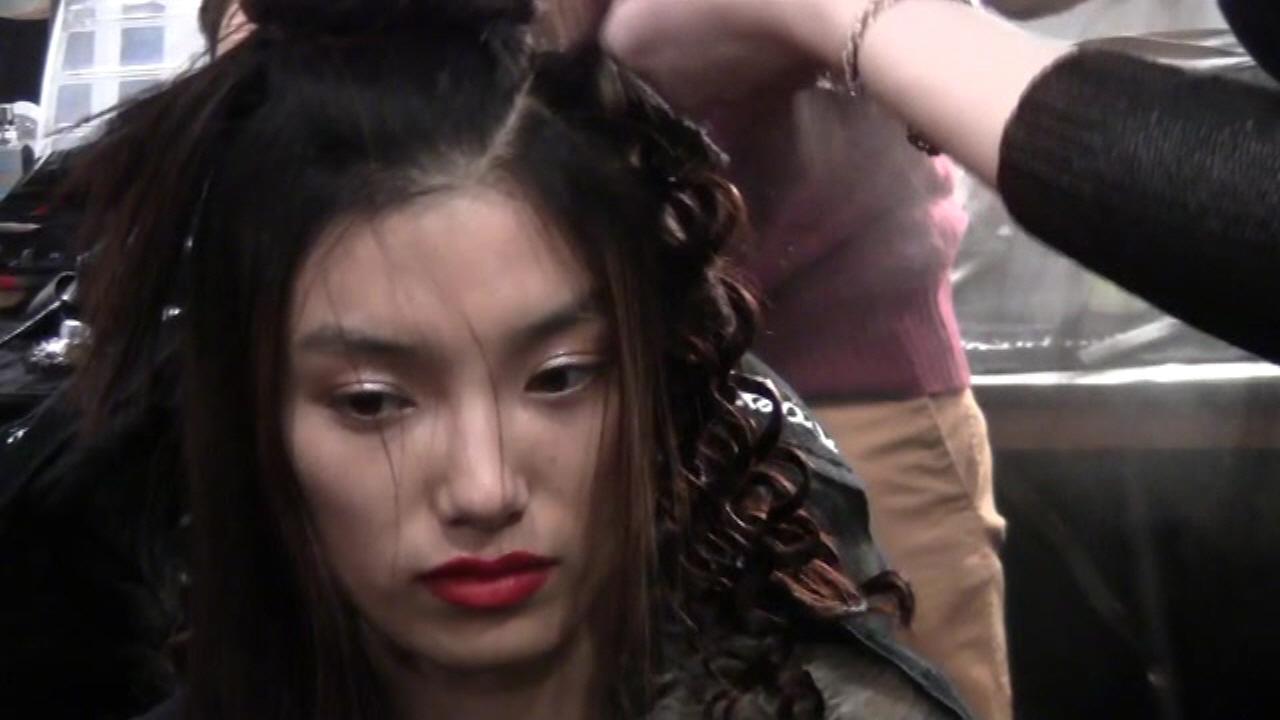 Mercedes-Benz Fashion Week - Ruffian Fall/Winter 2012