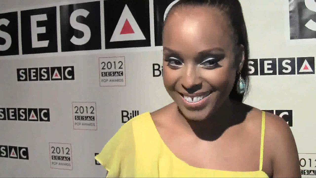 New York City - SESAC Awards 2012