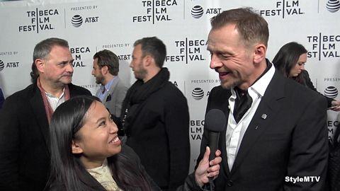 """Lost Transmissions"" 2019 Tribeca Film Festival"