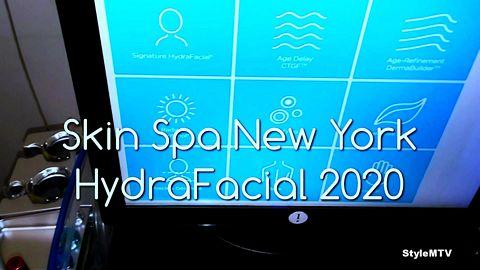 Skin Spa New York HydraFacial 2020