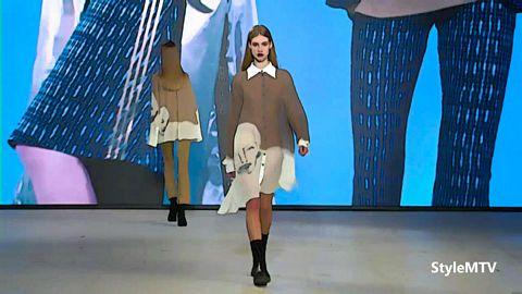 Sophia Nubes FW 2021-22 Art Milan, Italy