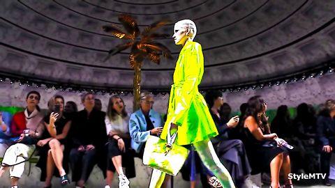Versace Women's SS 2020 Art Milan Fashion Week