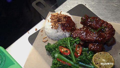 Wagamama Sticky Asian Vegan 'Ribs' 2020