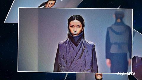 oqLiq FW2021-22 Art Shanghai Fashion Week