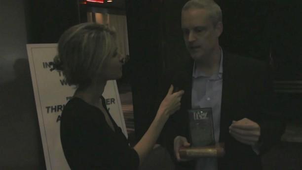 2016 Thriller Awards Bestselling  Author Chris Kuzneski