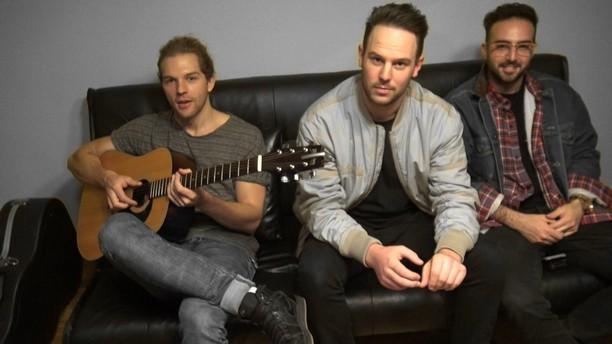 Australian alt-pop band, Drawing North
