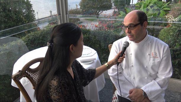 Michelin Star Chef Ettore Bocchia of MISTRAL