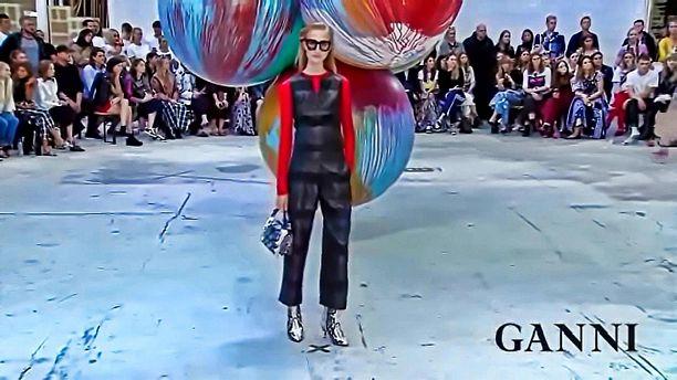 Ganni Spring/Summer 2017 Copenhagen Fashion Week