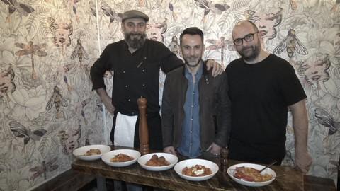 LUCCIOLA Italian Restaurant Opening