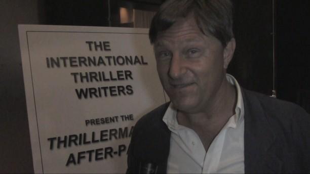2016 Thriller Awards Author and filmmaker Avram Noble Ludwig