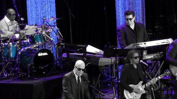 Paul Shaffer, Sheila E., Pete Escovedo, Debi Nova - 2015 South-South Awards Music