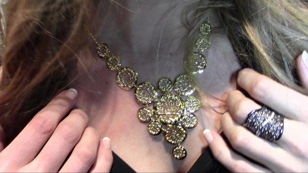 Red Light PR showroom - ANITANJA Jewelry Designer