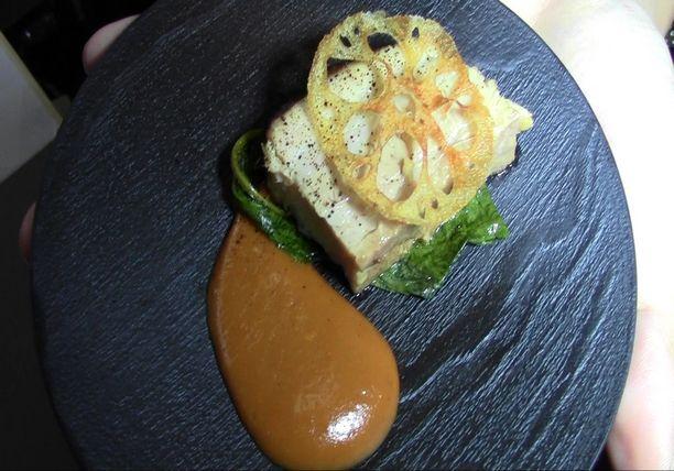NYWFF Grand Tasting 2014 - The Taste of Korea Bossam Dish