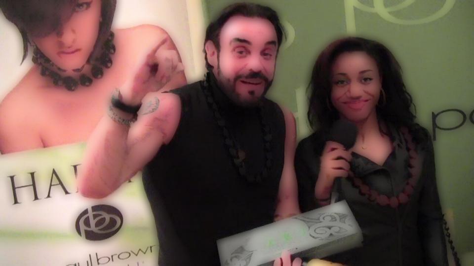 Paul Brown - Beauty Press Spotlight 2013