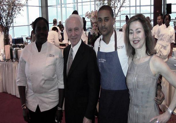 Culinary Tastings Benefit Part 2 - C-CAP 25th Anniversary