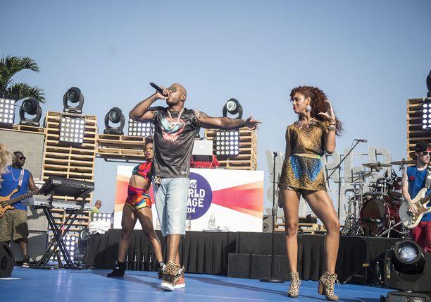 Hard Rock Hotel Riviera Maya - MTV World Stage 2014