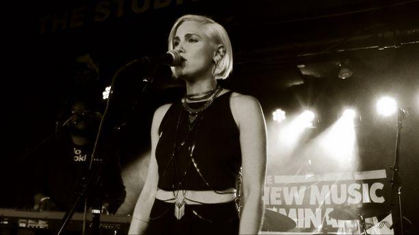 NMS New Music Nights Festival 2015 - Grace Weber Concert Part 2