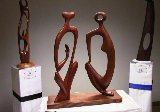 Sculptor Jallim Eudovic - The Exhibition: Koudmen