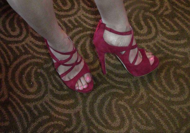 Shoes - Joan Oloff