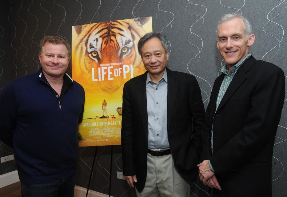 On Blu-ray 3D - Ang Lee Previews LIFE OF PI