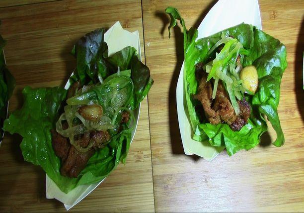 NYWFF Grand Tasting 2014 - Madangsui Restaurant