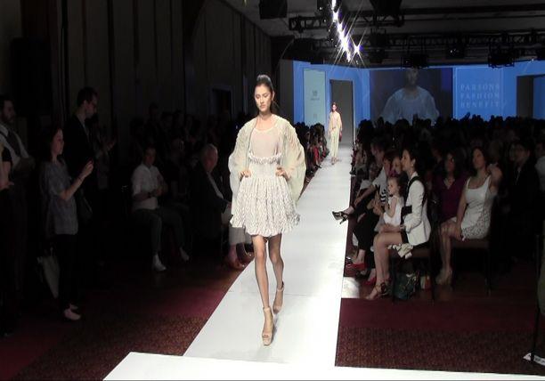 Fashion Show 2013 - Parsons Annual Fashion Benefit