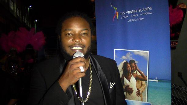 Pressure Busspipe Reggae Musician - U.S. Virgin Islands Reception