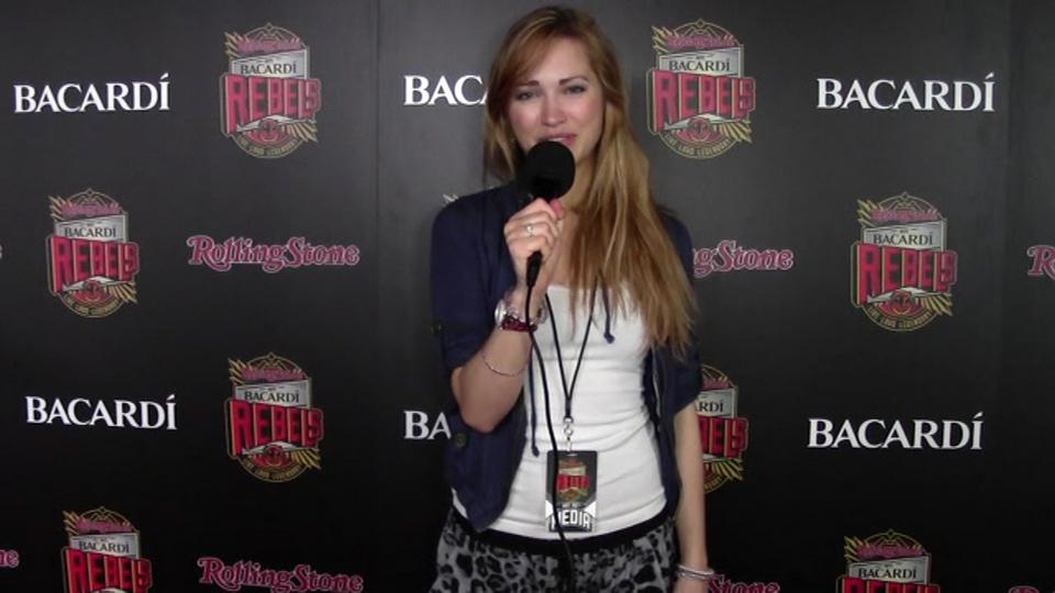 Bacardi Rebels - Rolling Stone hosts