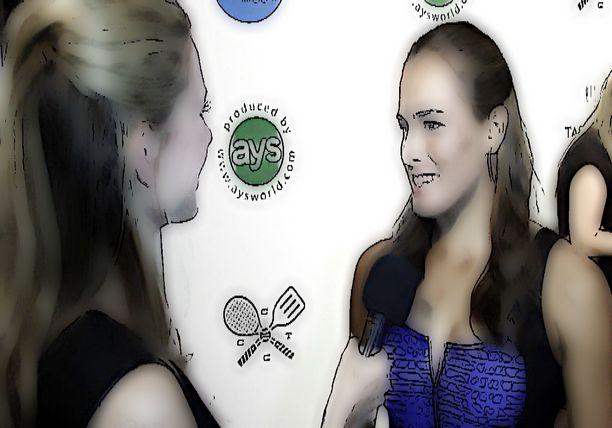 Anime Interviews - Taste of Tennis 2014