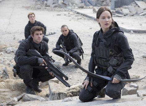 Trailer - The Hunger Games MockingJay P2