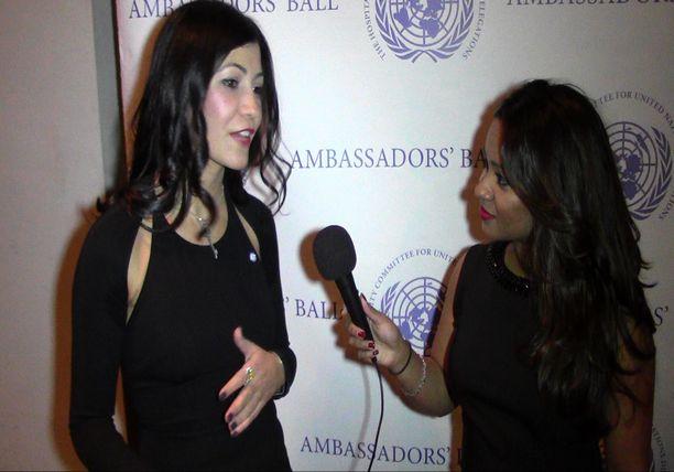 Kick-off Party 2014 - United Nations Ambassador's Ball
